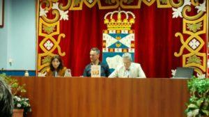 Los ponentes elogiaron la obra de Fernando García Siles