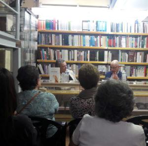 presentación del libro Carlos el lector