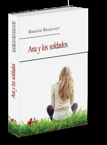 POrtada libro Ana y los soldados