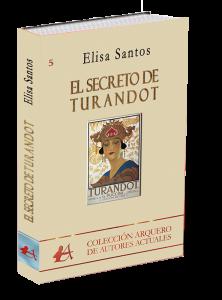 Portada libro El secreto de Turandot