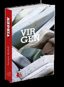 Portada libro Virgen