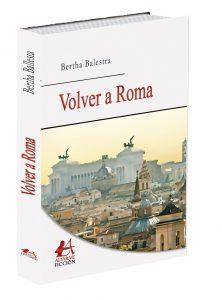 Portada libro Volver a Roma