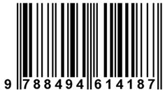 ISBN de un libro. Editorial Adarve
