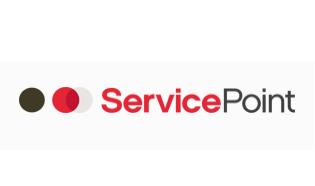 Logo Service Point