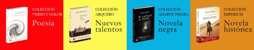 Colecciones editoriales. Editorial Adarve