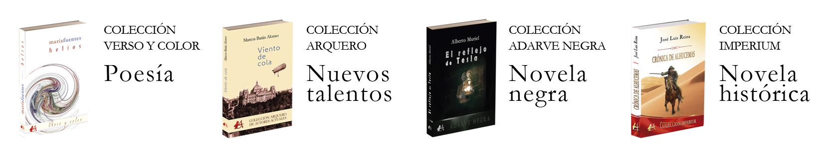 Colecciones editoriales de Editorial Adarve