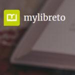 Logotipo de mylibreto. Editorial Adarve
