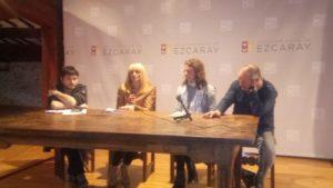 Nerea Izquierdo en Ezcaray. Editoriales de España