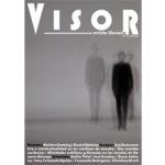 Portada Revista literaria visor. Editorial Adarve