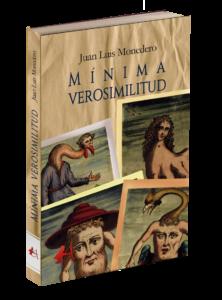 Portada Mínima Verosimilitud, Juan Luis Monedero. Editoriales españolas