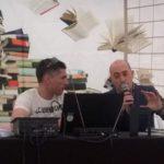 Vásquez Gavela durante la presentación. Editorial de España Adarve