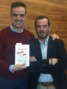 Goñi y Alfredo Caballero. Editorial Adarve