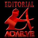 Logo Editorial Adarve completo. Editorial Adarve