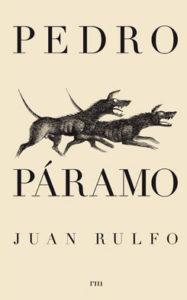 Portada del libro Pedro Páramo, de Juan Rulfo. Editoriales de España, Adarve