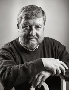 Gregorio Colete, autor de El testamento de don Perafán. Editorial Adarve de España