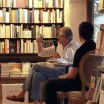 Jesús Greus presentando su libro Solo una sombra. Editorial Adarve de España