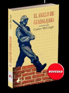 Portada del libro El anillo de Guadalajara. Editoriales de España, Adarve