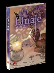Portada Linaje. Editorial Adarve