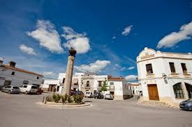 Vista de Malpartida, Cáceres. Editoriales actuales de España