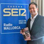 Pierre Monteagudo en Cadena Ser de Mallorca. Editoriales actuales de España, Adarve