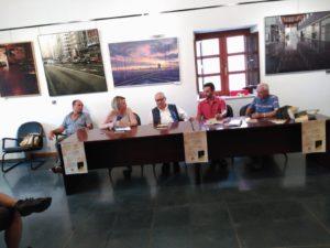 Presentación del libro Ya se acabó el alboroto. Editoriales actuales de España, Adarve