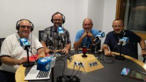 José María Asensio en radio Intereconomía. Editoriales actuales de España