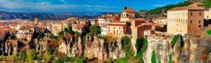 Vista panorámica de Cuenca. Editoriales actuales de España