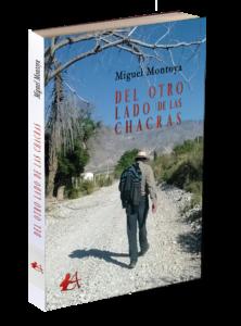 Portada del libro del otro lado de las chacras. Editorial Adarve de España