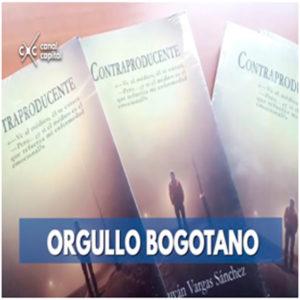 Imagen de los medios de comunicación colombianos resferente al joven autor dela novela Contraproducente, Duván Vargas. Editoriales españolas actuales, Editorial Adarve