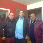 Mauro Carrasco en Happy Radio de México habla sobre su novela El llanto del vampiro. Editorial Adarve, Editoriales actuales de España, Editoriales españolas