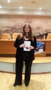 Carmen de la Torre Peña presenta su libro Siete cristales Siete pasos para alcanzar tus metas. Editorial Adarve, Editorial Adarve de España, Editoriales de España, Editoriales españolas, Editoriales actuales de España