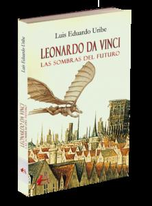 Libro en relieve sobre Da Vinci