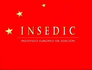 Logotipo de INSEDIC, cursos de diseño editorial
