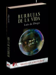 Portada libro Burbujas de Editorial Adarve