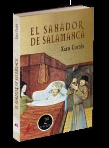 Portada del libro el sanador de Salamanca de Editorial Adarve