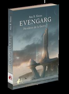 Portada libro Evengarg de Editorial Adarve