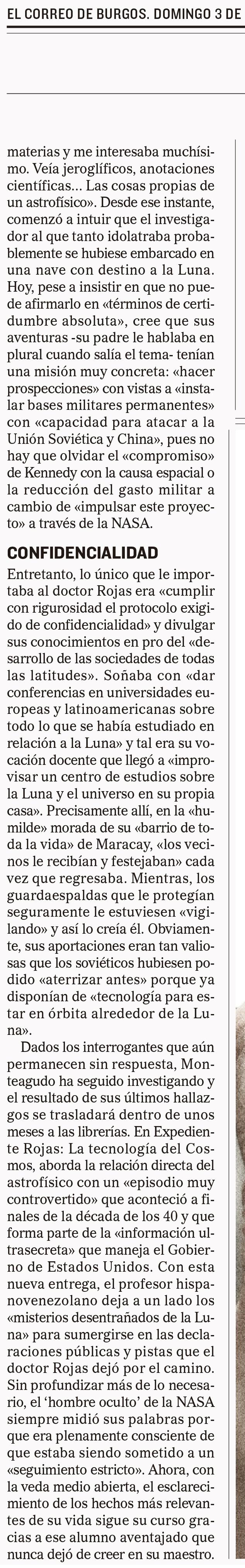 Artículo periodístico Pierre Monteagudo. Editorial Adarve, Editoriales españolas actuales
