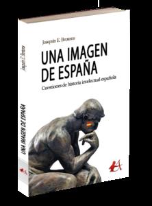 Portada del libro Una imagen de España de Joaquín E Brotons. Editorial Adarve, Editoriales actuales de España