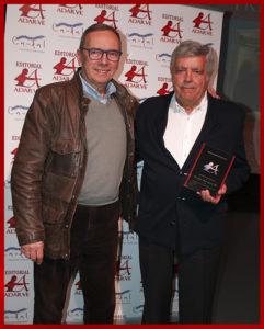 Jesús Gracía Albi y Francisco Nuñez. Editoriales actuales de España