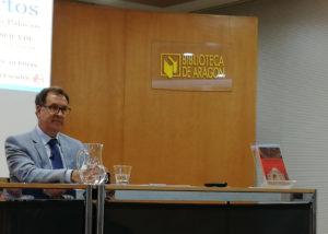 José Garrido presenta Destinos inciertos. Editorial Adarve, Editoriales españolas actuales