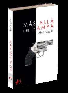 Portada del libro Más allá del hampa de Abel Angulo. Editorial Adarve, Editoriales de España