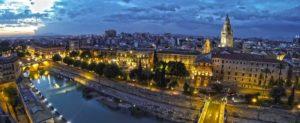 Vista panorámica de Murcia. Editorial Adarve, Editoriales que aceptan manuscritos