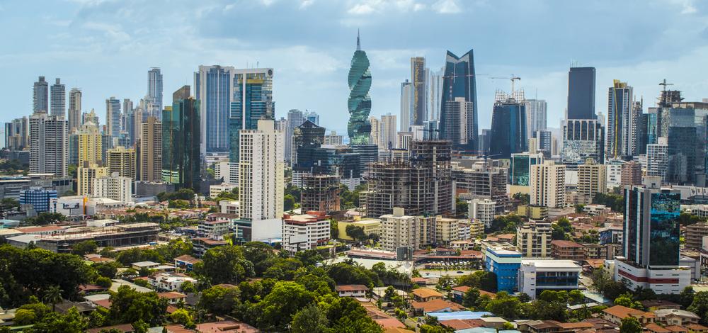 Vista de la ciudad de Panamá. Editorial Adarve, Editoriales de España