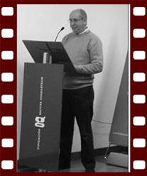 José María García Plata en Revista Ahigal. Editorial Adarve, Colección Verso y Color