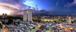 Vista panorámica de San Paulo Brasil. Editorial Adarve, Editoriales españolas actuales