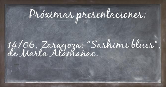 Pizarra de presentaciones abril 2019. Editorial Adarve, Editoriales actuales de España