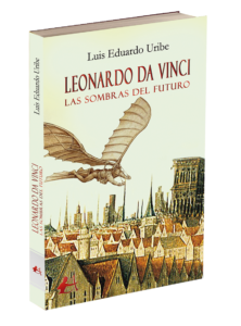Portada libro Leonardo da Vinci