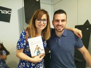 Andrea Fernández y Iván de la Mora. Editorial Adarve, Editoriales de España