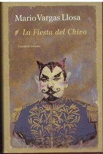 Portada del libro La fiesta del chivo de Vargas llosa. Editorial Adarve, Editoriales que aceptan manuscritos