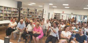 Presentación del libro Las mentiras de Frank de Jordi Yáñez. Editorial Adarve, Editoriales actuales de España